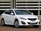 Mazda6 Sedan ZA-spec (GH) 2010–12 wallpapers