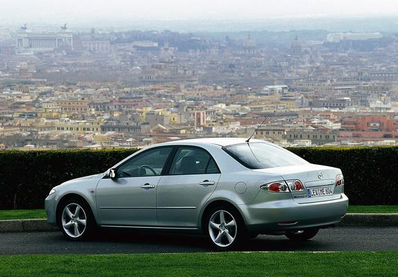 Mazda 2002.Mazda 6 AWD 2002 Picture 1280x960. Mazda 6 Sport 2002 ...