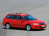 Mazda 6 Wagon 2002–05 wallpapers