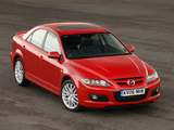Mazda6 MPS UK-spec (GG) 2005–07 wallpapers