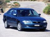 Mazda 626 Hatchback (GF) 1999–2002 wallpapers