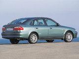 Wallpapers of Mazda 626 Hatchback (GF) 1999–2002
