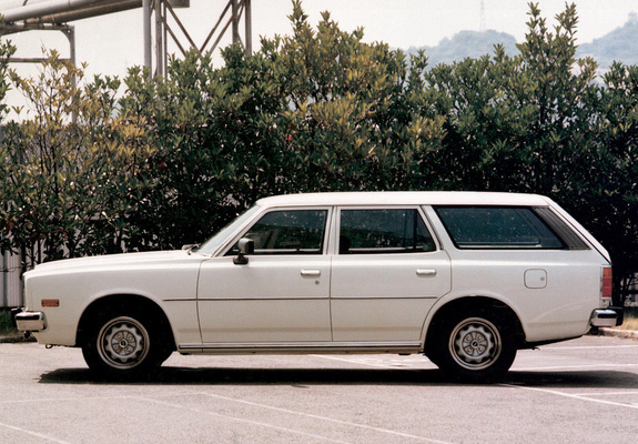 1979 Mazda 2000 Estate Related Infomation Specifications