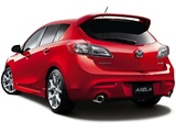 Wallpapers of Mazdaspeed Axela 2009