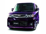 Mazda AZ-Wagon Custom Style 2007–08 photos