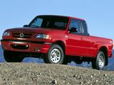 Photos of Mazda B2500 US-spec 2002–06
