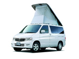 Mazda Bongo Friendee City Runner III 2001–04 wallpapers