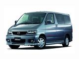 Pictures of Mazda Bongo Friendee City Runner NAVI Edition 2002–04