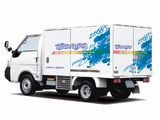 Mazda Bongo Refrigerator Truck 2002 pictures