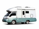 Wallpapers of Mazda Bongo Truck Camper Specification 2002