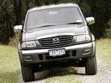 Mazda Bravo Double Cab 2003–06 wallpapers