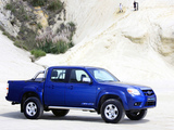 Images of Mazda BT-50 Edge Double Cab (J97M) 2010