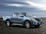 Mazda BT-50 Freestyle Cab AU-spec 2011 photos