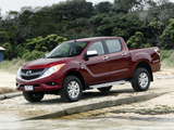 Photos of Mazda BT-50 Double Cab AU-spec 2011