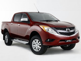 Pictures of Mazda BT-50 Double Cab AU-spec 2011