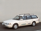 Mazda Capella Cargo Hydrogen Vehicle 1995 wallpapers
