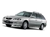 Mazda Capella Wagon 1999–2002 pictures