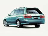 Photos of Mazda Capella Wagon 1999–2002