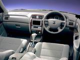 Wallpapers of Mazda Capella Sedan Gi 2001