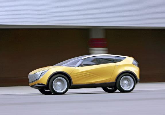 2008 Mazda Mxflexa Concept Car Pictures