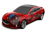 Mazda Takeri Concept 2011 wallpapers