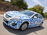 Photos of Mazda 6 SkyActiv Prototype 2011