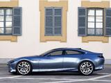 Wallpapers of Mazda Shinari Concept 2010