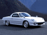 Wallpapers of Mazda Cosmo 21 Concept 2002