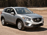 Mazda CX-5 Skyactiv (2013) photos