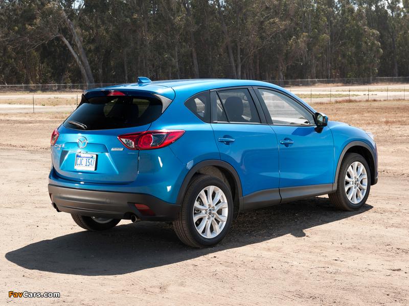 What Is Skyactiv Mazda >> Mazda CX-5 Skyactiv (2013) pictures (800x600)