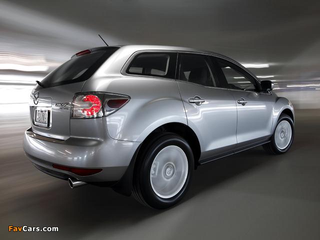 Mazda cx 7 au spec 2009 12 images 640x480