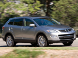 Images of Mazda CX-9 US-spec 2007–09