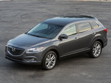 Images of Mazda CX-9 US-spec 2013