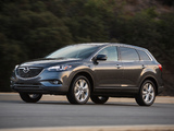 Mazda CX-9 US-spec 2013 photos