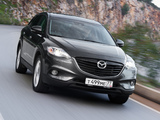 Mazda CX-9 2013 wallpapers