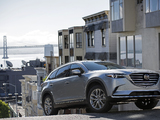 Mazda CX-9 US-spec 2016 pictures