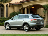 Photos of Mazda CX-9 US-spec 2007–09