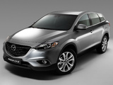 Photos of Mazda CX-9 2013