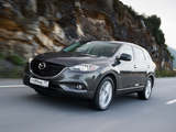 Pictures of Mazda CX-9 2013