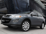 Mazda CX-9 AU-spec 2009 wallpapers