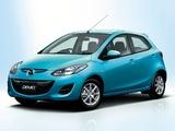 Images of Mazda Demio 13-SkyActiv (DEJFS) 2011