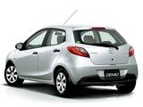 Mazda Demio 13C 2011. images