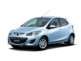 Mazda Demio 13-SkyActiv Smart Stylish (DEJFS) 2011 images