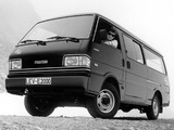 Mazda E2000 4x4 1985–89 pictures