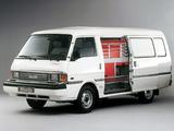 Mazda E2200 Van 1989–2001 pictures