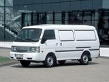 Photos of Mazda E2200 Van 1989–2001