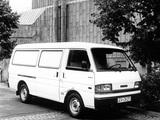 Wallpapers of Mazda E2200 Van 1983–89