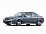 Images of Mazda Familia Sport 20 Sedan 2001–03