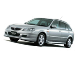 Photos of Mazda Familia S-Wagon 2001–03