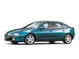 Wallpapers of Mazda Lantis